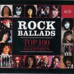 top 100 rock ballads (cd 2) - v.a