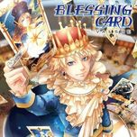 blessing card (single) - valshe