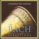 the bach variations - v.a