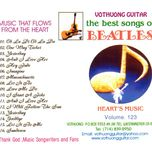 vo thuong guitar – the best song of beatles (vol. 123) - vo thuong