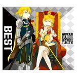 king & knight - wonderful opportunity best (vol. 1) - wonderful opportunity, kagamine rin, kagamine len