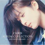 zard album collection - 20th anniversary (premium disc) - zard