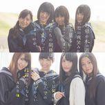 suzukake no ki no michi de... (abbr.) yaya kihazukashii ketsuron no you na mono (type n) - akb48