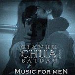 gia nhu chua bat dau (single) - music for men