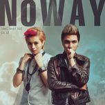 no way (single) - tang nhat tue