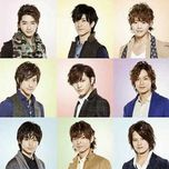 ride with me (single) - hey! say! jump