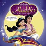 aladdin (special edition soundtrack) - alan menken, v.a
