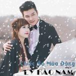 chiec ao mua dong (single) - ly hao nam