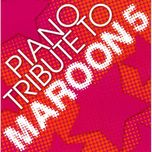 piano tribute to maroon 5 - piano tribute players