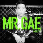 mr.gae (mini album) - gary (leessang)