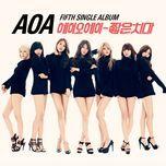 miniskirt (single album) - aoa