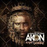 konkrete jungle (official mixtape) - akon