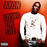 living the life (bootleg) - akon