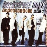 backstreet's back (vol. 2) - backstreet boys