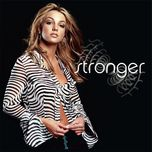 stronger (digital 45) - britney spears