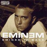 eminem is back (cd1) - eminem