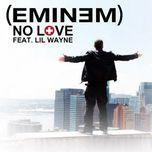 no love (singles) - eminem, lil wayne