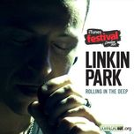 rolling in the deep (single) - linkin park