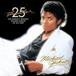 thriller 25 (deluxe edition) - michael jackson