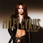 can't be tamed (bonus track) - miley cyrus
