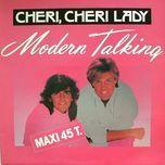 cheri, cheri lady - modern talking