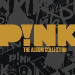 the album collection - p!nk