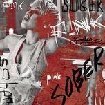 sober (single) - p!nk