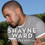 if that's ok with you (single) - shayne ward
