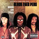 behind the front - the black eyed peas