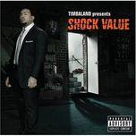 shock value - timbaland