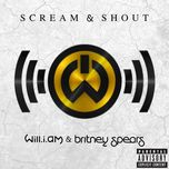 scream & shout (single) - will.i.am, britney spears