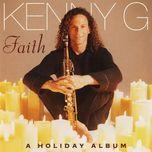faith a holiday album - kenny g