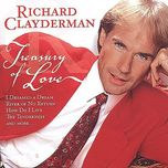 richard clayderman -treasury of love - richard clayderman