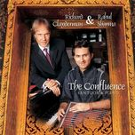 the confluence - richard clayderman
