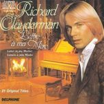 lettre a ma mere 1979-83 - richard clayderman