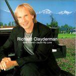 best friend (japan) - richard clayderman