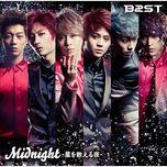 midnight - hoshi wo kazoeru yoru (japanese single) - beast