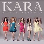 girls forever (limited edition) - kara