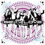 sexy love (japanese single - normal version) - t-ara