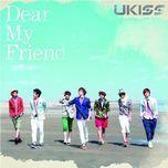 dear my friend (japanese single) - u-kiss