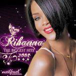 biggest hit song - rihanna
