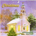 christmas (guitar vo thuong vol 77) - hoa tau