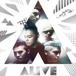 alive (japanese version) - bigbang