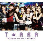 yayaya (japanese single) - t-ara