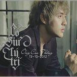 co giu ly tri (single 2012) - ong cao thang