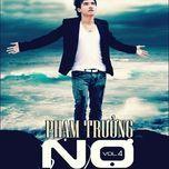 no (vol 4) - pham truong