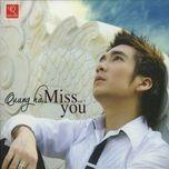 miss you (vol 7) - quang ha