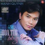 hoa tim bang lang (2012) - manh quynh