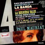 album no 4 (1968) - paul mauriat