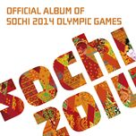 official album of sochi 2014 olympic games - v.a
